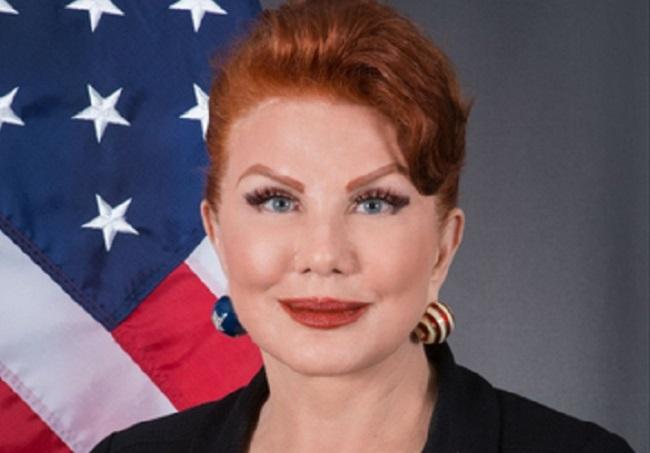 Посол США в Польше Жоржетт Мосбахер