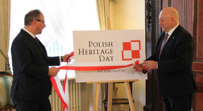 Uroczyste rozpoczęcie projektu Polish Heritage Day