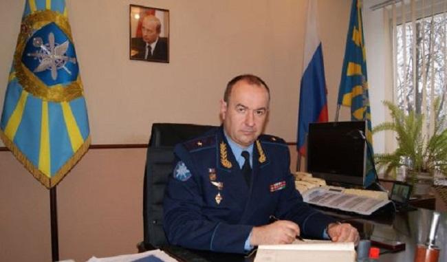 Генерал Владимир Бенедиктов.