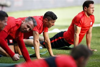 Euro 2016: Poland squad gets ready for first championship game