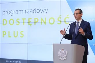 Polish gov't approves multibillion plan for more accessible infrastructure