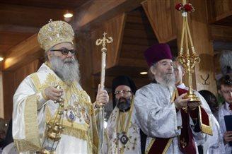 Orthodox Christians flock to eastern Poland