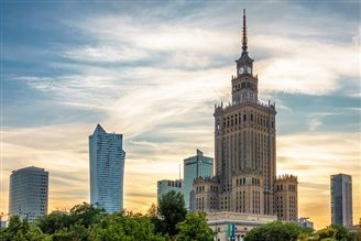 A beach to open in the heart of Warsaw