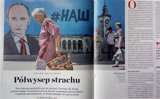 «Newsweek Polska»: «Півострів страху»