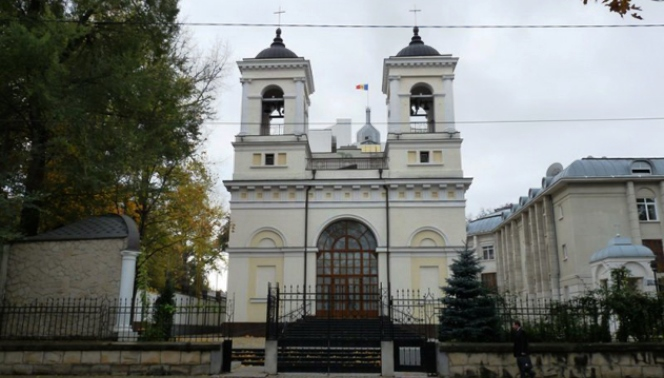 Катедральний собор Божого Провидіння у Кишиневі