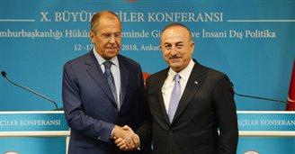 Россию и Турцию объединил конфликт с США