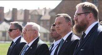 """""""Nationale Bewegung"""" zeigt Aussagen des Präsidenten Israels an"""