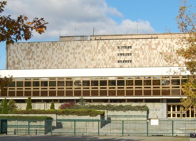 Biblioteka Narodowa w Warszawie. Foto: Marcin Białek