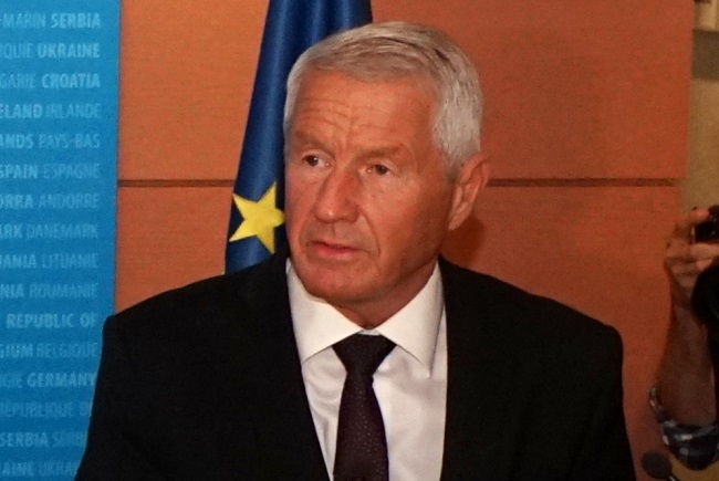 Thorbjørn Jagland. Photo: Estonian Foreign Ministry [CC BY 2.0 (https://creativecommons.org/licenses/by/2.0)], via Wikimedia Commons