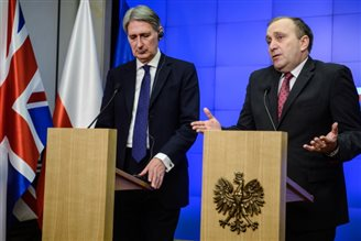 FM Schetyna makes EU rounds on Russia sanctions