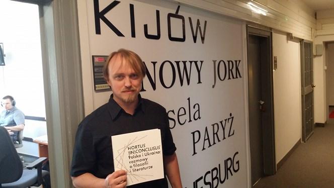 Dr Anton Marczyński. Foto: Wołodymyr Priadko/PRdZ