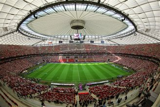 Warsaw to host 2015 Europa League final
