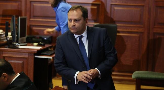 Ex-Kanzleichef des Premierministers Tomasz Arabski (Im Amt von 2007 bis 2013)