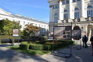 В Варшаве открылась выставка польских артистов «Музыканты Независимой»