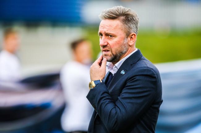 Новый тренер польской футбольной сборной Ежи Бженчек.