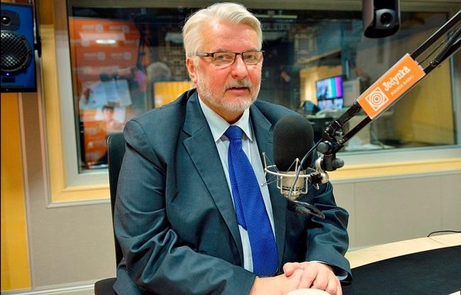 Polish Foreign Minister Witold Waszczykowski. Photo: Jacek Konecki/Polskie Radio