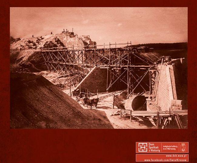 Фрагмент плаката к циклу «Кресы Независимой 1919–1939».