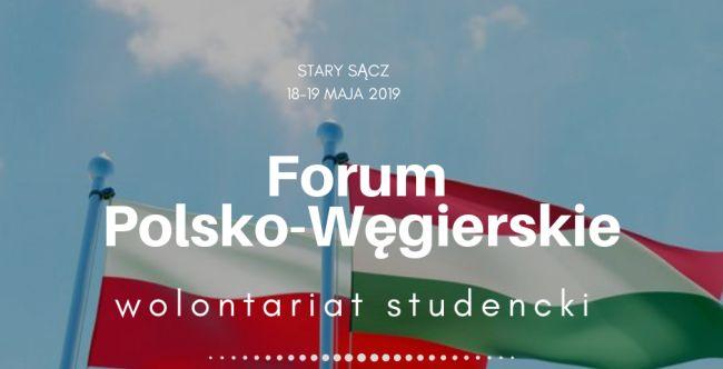 Фрагмент плаката 1-го Польско-Венгерского форума в г. Стары-Сонч