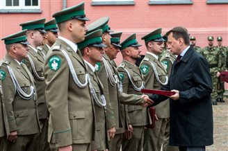 Польскія памежнікі ў Македоніі затрымалі больш за 120 імігрантаў
