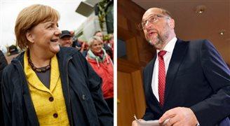 Niemcy wybierają parlament