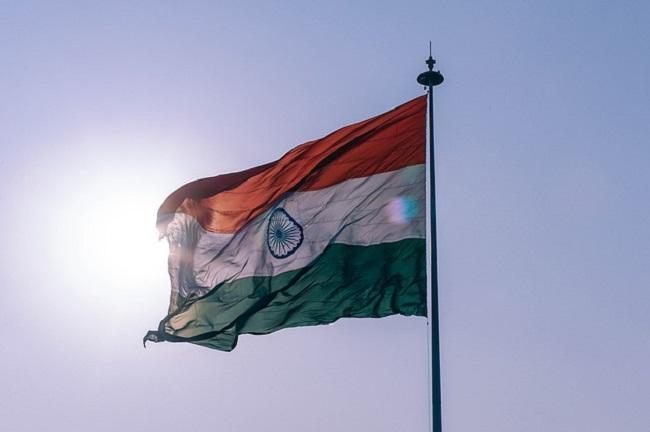 Сьцяг Індыі