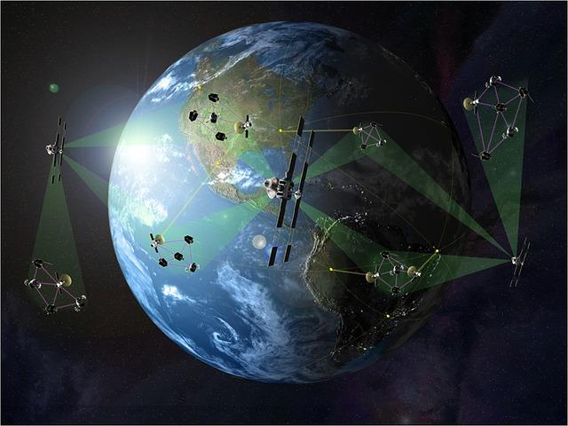Секретні дані про російські супутники опубліковано в інтернеті