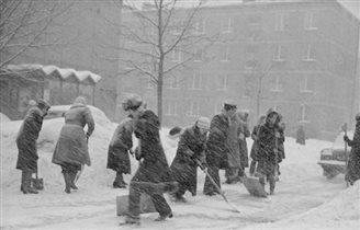 40 гадоў таму Польшчу паралізавала «зіма стагодзьдзя» (ВІДЭА)