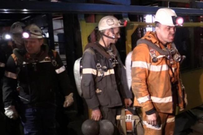 """В Воркуте скорбят по 36 погибшим на шахте """"Северная"""""""