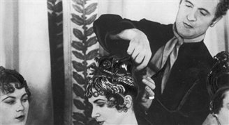 Polish inventor of the 'bob' haircut honoured