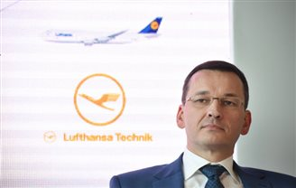 Lufthansa and GE to invest in Poland