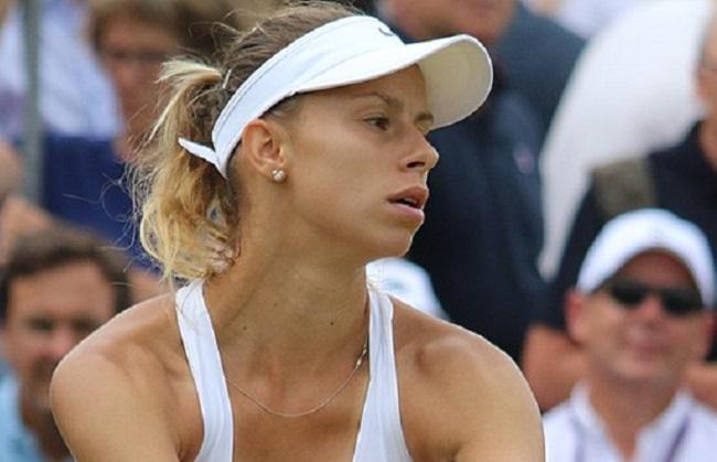 Magda Linette. Photo: si.robi [CC BY-SA 2.0 (https://creativecommons.org/licenses/by-sa/2.0)], via Wikimedia Commons