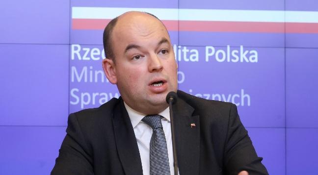 Sekretarz stanu w MSZ Jan Dziedziczak