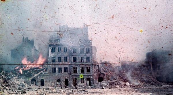 Варшава,  август 1944