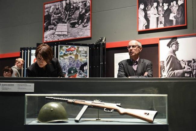 Photo: Facebook.com/Muzeum II Wojny Światowej/Roman Jocher