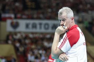 Volleyball: Poland beats Canada 3-2
