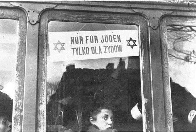 Варшава, октябрь 1940 г.