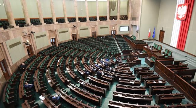Зал засідань Сейму Польщі