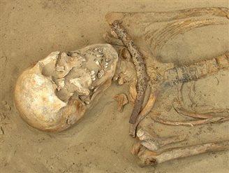 Polish vampire burial mystery solved