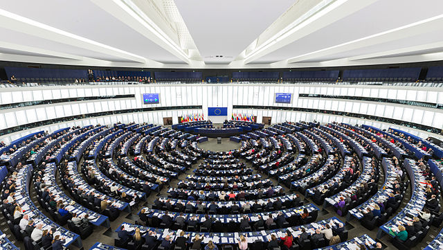 European Parliament. Source: Wikimedia Commons