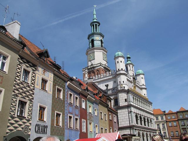 Poznań Old Square. Photo: Flickr.com/Christopher John SSF