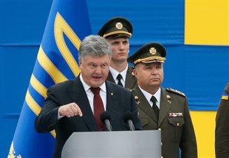 Парашэнка: Украіна гатовая да дыялёгу з Польшчай