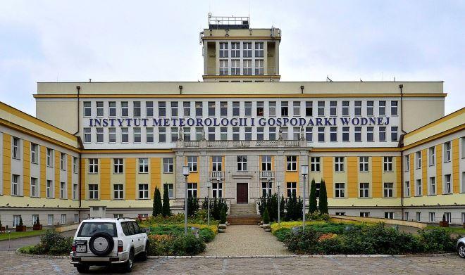 Інститут метеорології і водного господарства