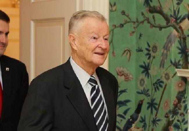 Zbigniew Brzeziński. Photo: prezydent.pl