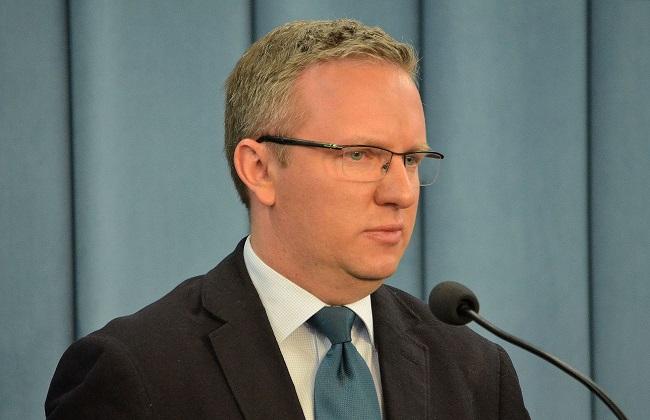 Глава Канцелярии президента Польши Кшиштоф Щерский.