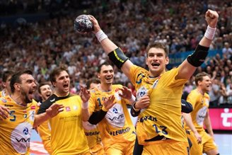 Handball: Success for Poland's Vive Tauron Kielce