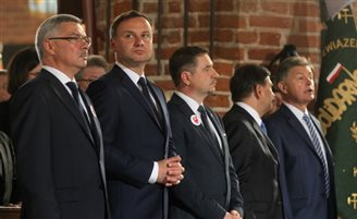 Pres. Duda in Gdańsk to remember Solidarity 1980