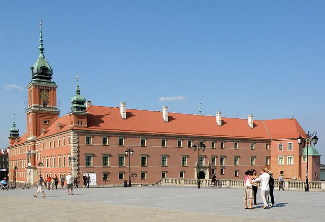 Royal Castle in Warsaw. Photo: Alina Zienowicz/Wikimedia Commons (CC BY-SA 3.0)