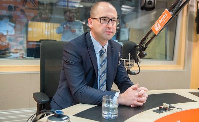 Вице-спикер Сената Адам Белян
