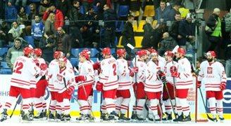 Україна поступилася Польщі у домашньому чемпіонаті з хокею