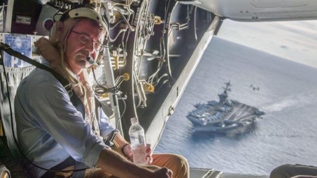Министр обороны США Эштон Картер.